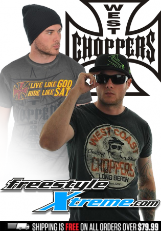 FREESTYLE EXTREME : WEST COAST CHOPPERS